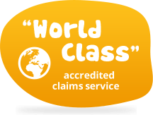 World class accredited claims service